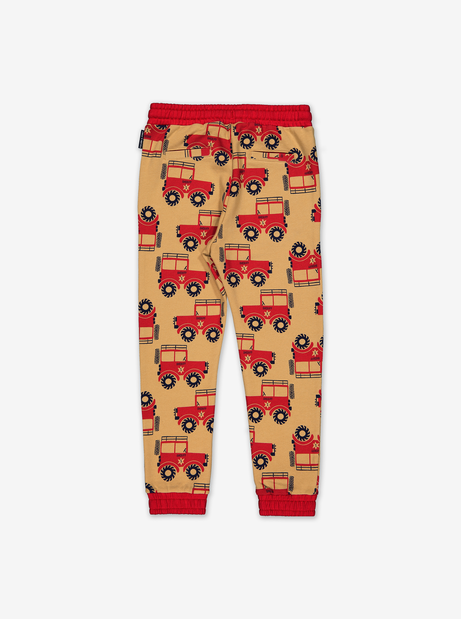Sheriff Truck Kids Sweatpants