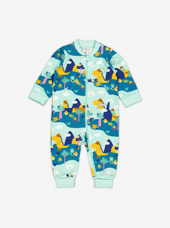 Dinosaur Safari Baby All-in-one
