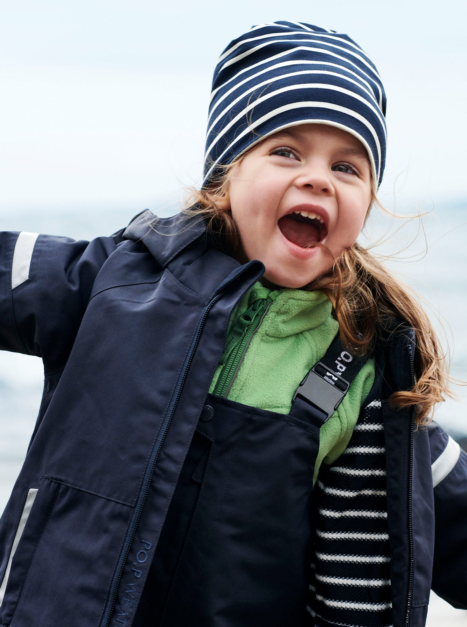 Waterproof Kids Shell Jacket
