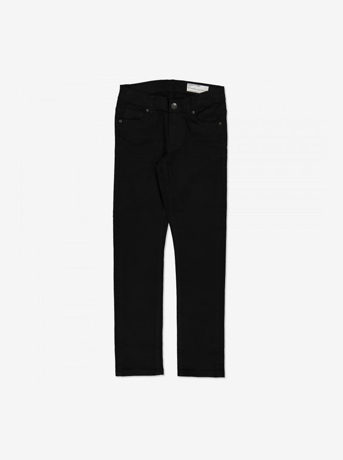 Black Slim Fit Kids Jeans