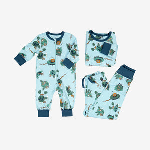 Space Print Kids Pyjamas