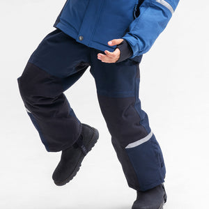 Waterproof Padded Kids Winter Trousers