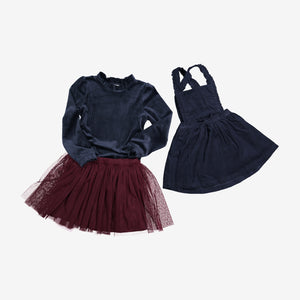 Velour Kids Top