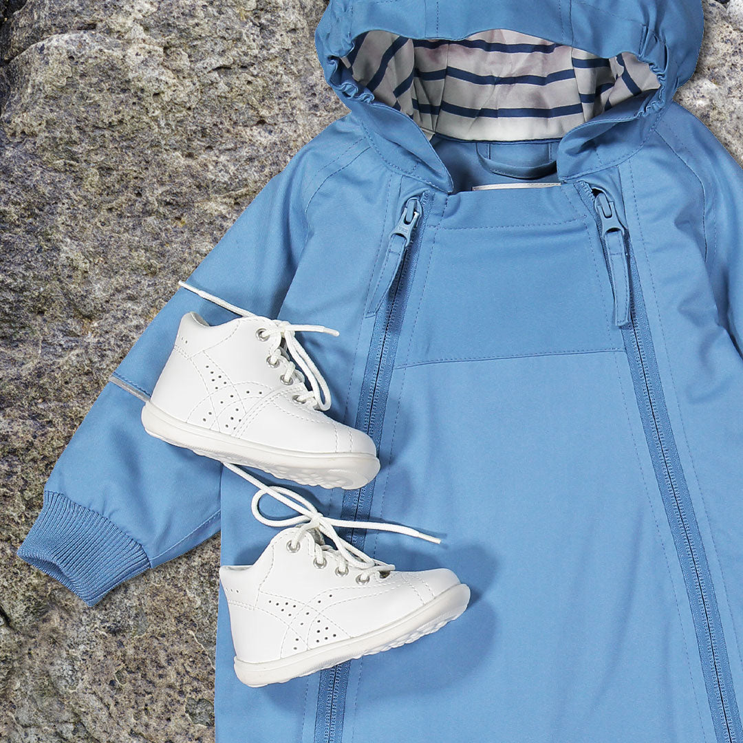 Waterproof Padded Cotton Lined Baby Overall
