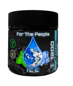 CBD FOR THE PEOPLE Salve | Topical (Ice) Menthol 600mg/1,200mg