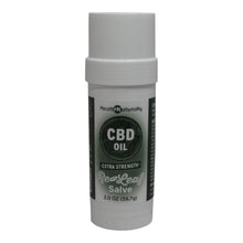 Load image into Gallery viewer, HEALTH NATURALLY - CBD Oil Extra Strength Re-Leaf Salve - 500mg