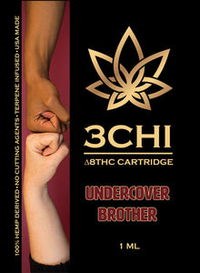 3CHI Delta 8 THC Cartridge - 1000MG