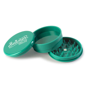 BEAMER 3-Piece Virgin Acrylic Grinder  (Select Color)