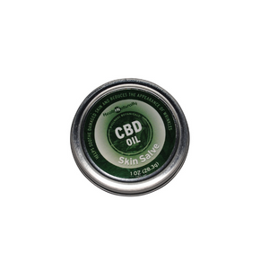 HEALTH NATURALLY - CBD Oil Skin Salve