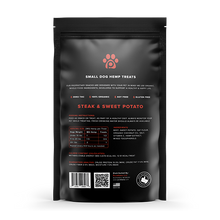 Load image into Gallery viewer, PUREKANA - Hemp Dog Treats - Small Dog - 50mg (Select Flavor)