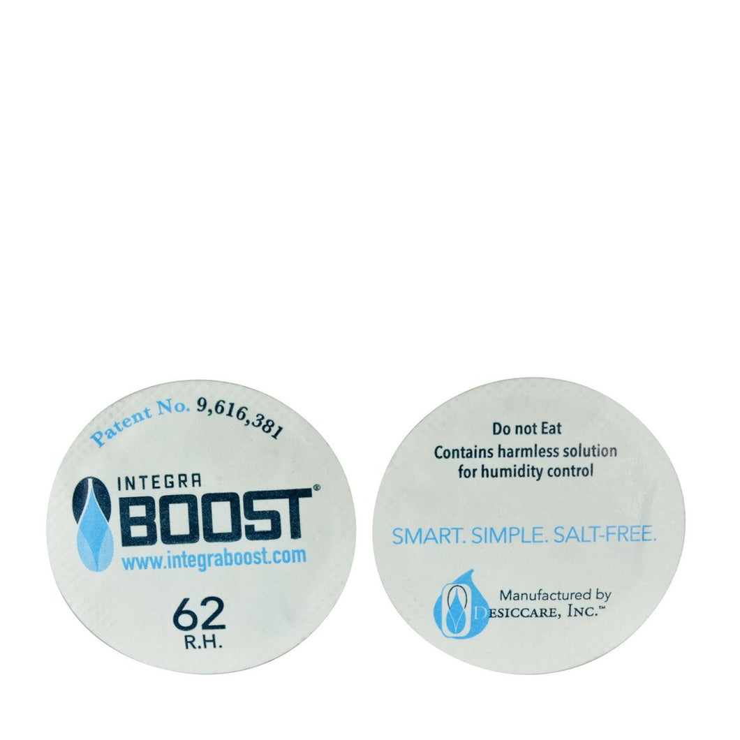 INTEGRA BOOST Humidity Pack - 62%