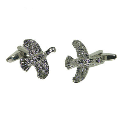 Birds in Flight Cufflinks