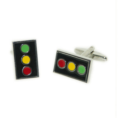 Traffic Lights Cufflinks
