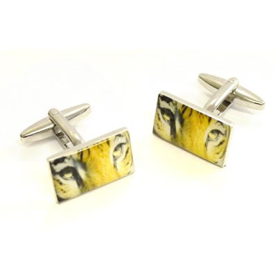 Tigers Eyes Cufflinks