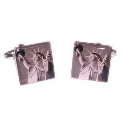 Statue of Liberty Cufflinks