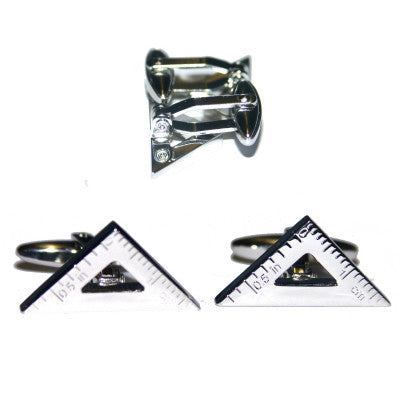 Set Square Cufflinks