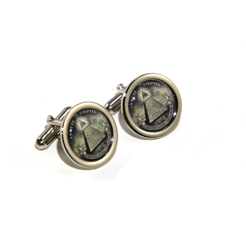 All Seeing Eye Cufflinks