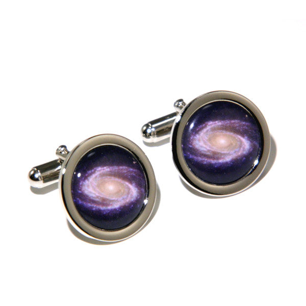 Galaxy In Space Cufflinks