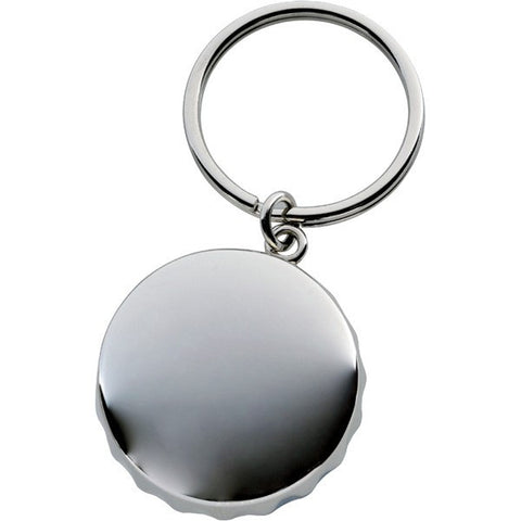 Bottle Cap Bottle Opener Keyring