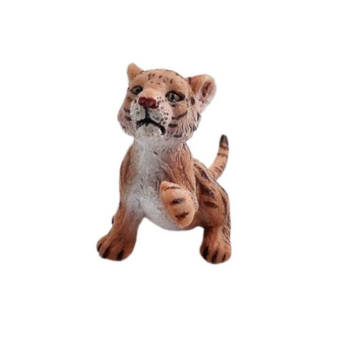 Figurine Bébé Animaux de la Jungle