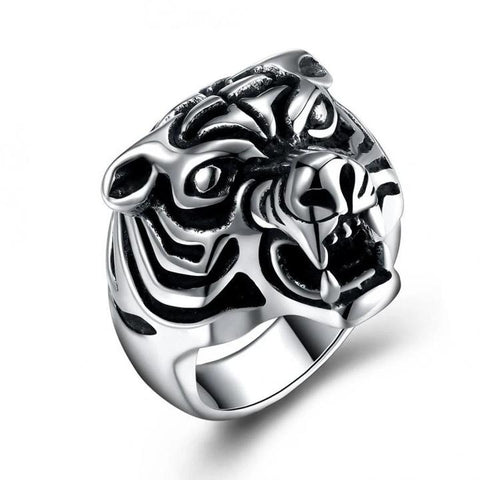Bague Animal Tigre