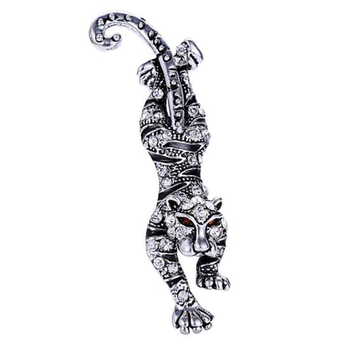 Broche Tigre Bond Avant