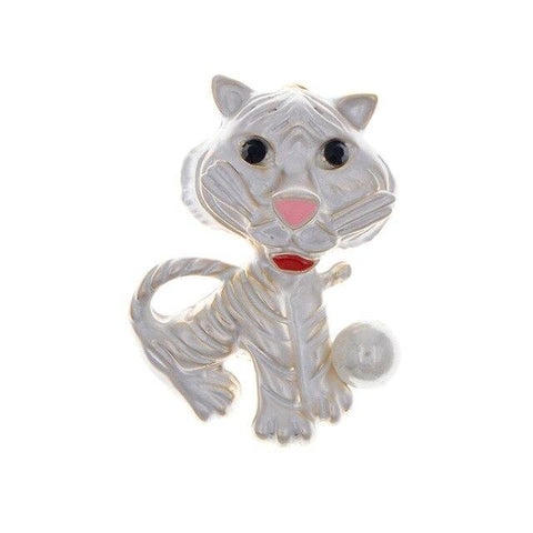 Broche Petit Félin