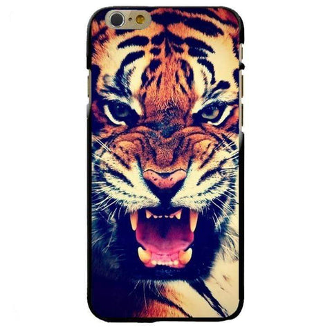 Coque iPhone Tigre