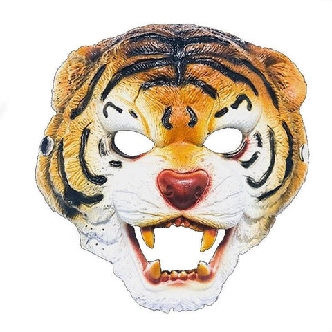 Masque Tigre Adulte