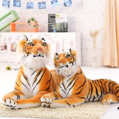 Peluches de Grands Tigres