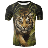 T-Shirt Tigre Jungle