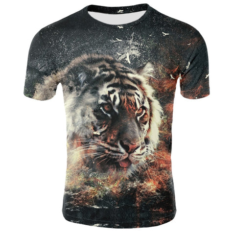 T-Shirt Polyester and Spandex