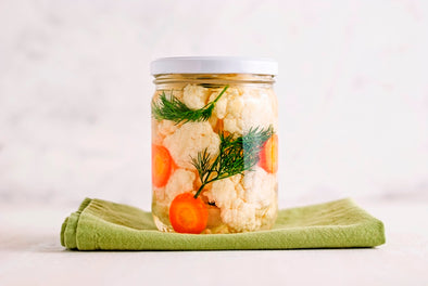 The Amazing Health Benefits of Pickled Vegetables (+ Delicious Recipe)