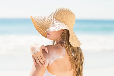 Top Natural Tips For Healthy Skin In The Summer