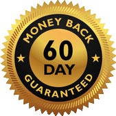 Money Back Guarantee 60 Days