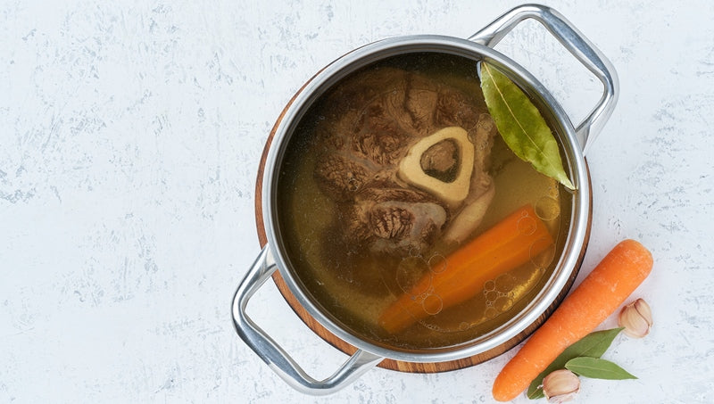 bone broth beneficial for irritable bowel syndrome patients