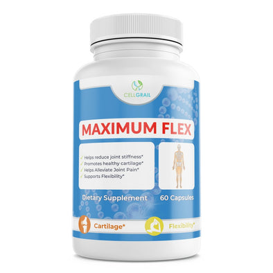 Maximum Flex joint pain relief osteoarthritis supplement