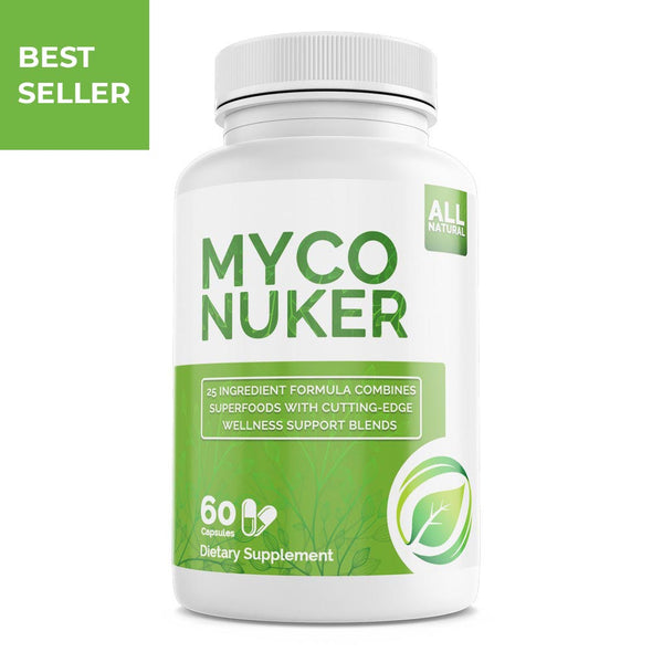 MycoNuker toenail fungus anti fungal supplement