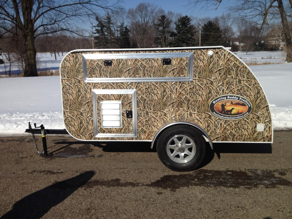 Premier Dog Trailer Ultimate 2 Hunting Dog Trailer