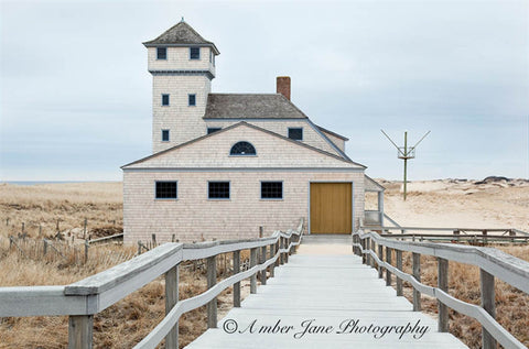 Old Harbor Life Saving Station