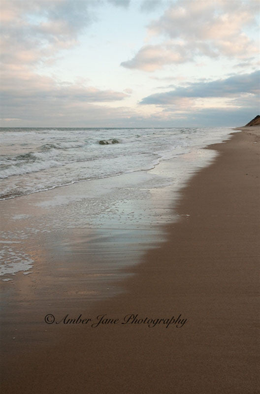 Winter At Newcomb Hollow Beach