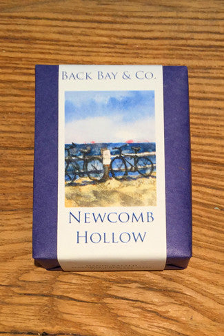 Back Bay & Co Newcomb Hollow Soap-SOLD OUT