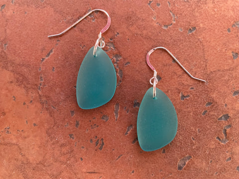 WELLFLEET WATERS SEA GLASS EARRINGS
