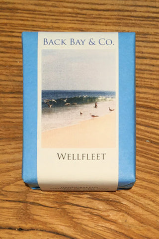 Back Bay & Co Wellfleet Soap  SOLD OUT