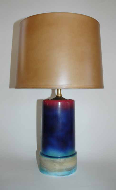 BLUE HARBOR LAMP