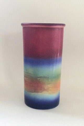 SUNSET FLOWER VASE