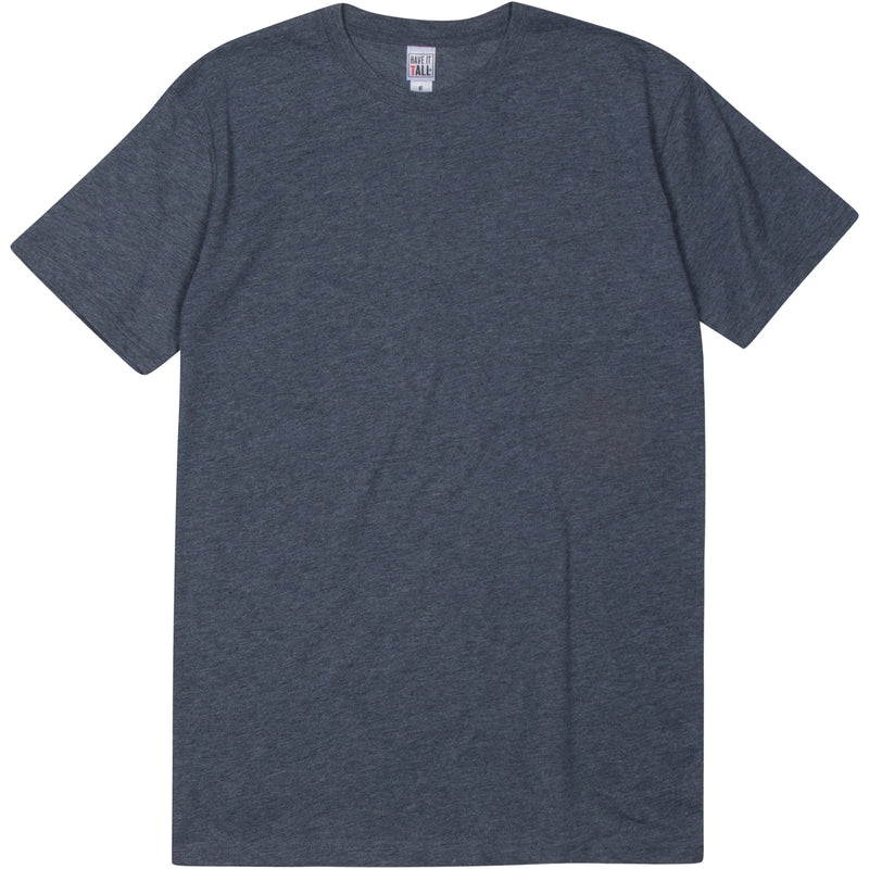 Have It Tall Soft Blend Fitted T Shirt