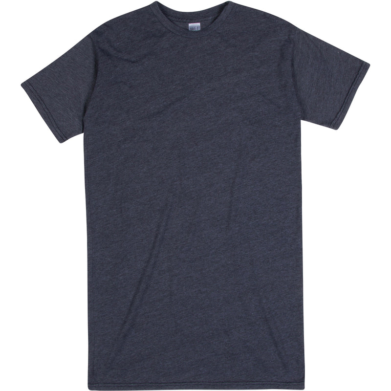 Have It Tall Extra Long Soft Blend T Shirt