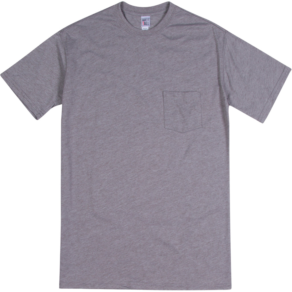 Have It Tall Soft Blend Pocket T Shirt