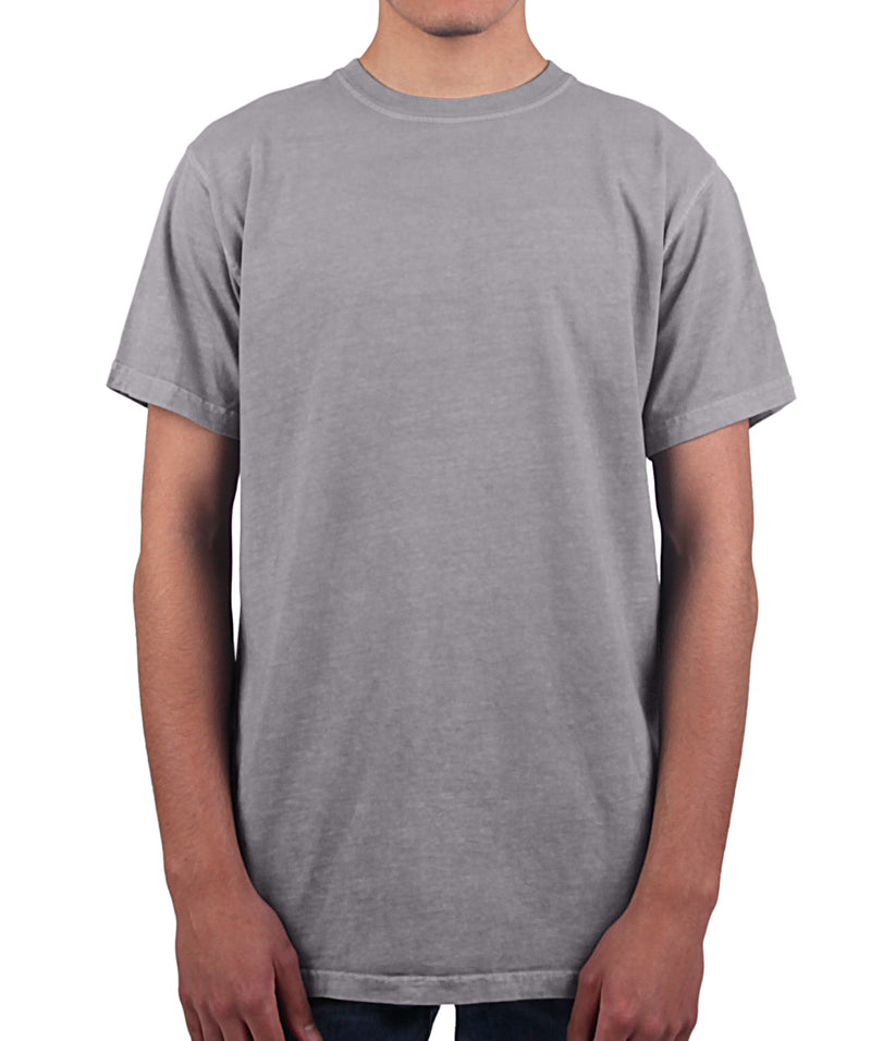 Have It Tall Premium Cotton T Shirt - Garment Dyed